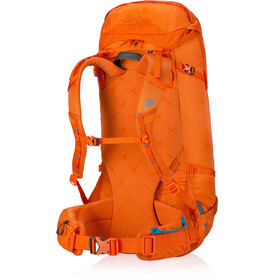 Gregory Alpinisto 35 rugzak Large oranje